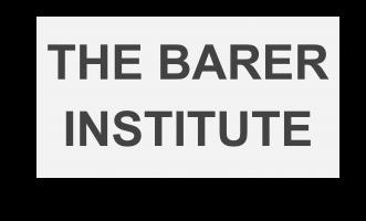 THE BARER INSTITUTE LOGO